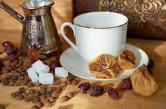 Koffie 1 Stock Afbeelding