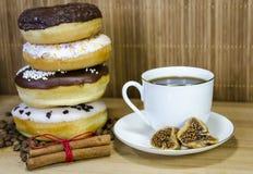 Koffie 10 Stock Foto's
