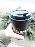 Morning coffee stock photos