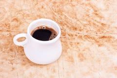 Coffe na grunge Obrazy Stock