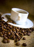 coffe napój Zdjęcia Royalty Free