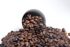 Coffe no copo Fotos de Stock Royalty Free