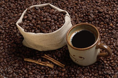 Coffe pack10.jpg Stock Photography