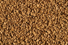 Coffe powder Stock Image
