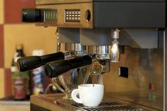 coffe producent Zdjęcia Stock