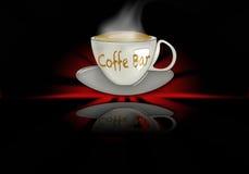 Coffe Stab Lizenzfreie Stockbilder