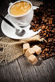 Coffe still life Royalty Free Stock Photography