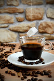 Coffe sugar free Stock Photo