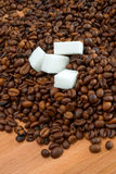 Coffe sugar free Royalty Free Stock Photography