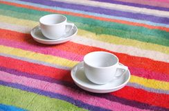 coffe sup Zdjęcie Stock
