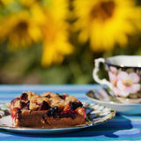 Coffe Table In The Garden Stock Image