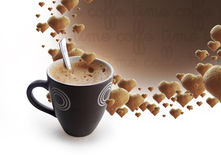 Coffe time Royalty Free Stock Photos