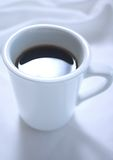 Coffe time. Cup of coffee Royalty Free Stock Photos