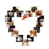 Coffe u. Tee stockbild