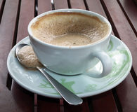 Coffe  white cup Royalty Free Stock Photography