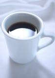 Coffe Zeit Lizenzfreie Stockfotos