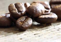 Coffeabohnen Lizenzfreie Stockfotos