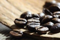 Coffeabohnen Lizenzfreie Stockfotografie