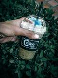 coffebeach royalty free stock image