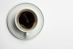 Coffecup Royalty Free Stock Photography
