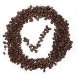 Coffee. It's OK on a white background Stock Photo