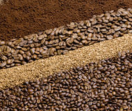 Coffee. Background made of the coffee Royalty Free Stock Image
