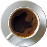 Coffee. Cup of coffee Stock Images