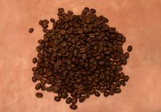 Coffee. Beans Royalty Free Stock Photos