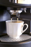 Coffee. Preparing of coffee Royalty Free Stock Photos