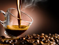 Free Coffee  Royalty Free Stock Photography - 39495727