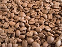 Coffee 6. Coffee beans background stock photography