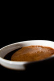 Coffee. With close up of  cup Royalty Free Stock Image