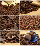 Coffee for all tastes Royalty Free Stock Photography
