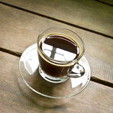 Coffee americano Stock Image