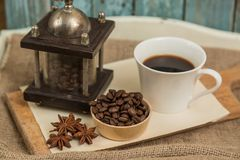 Coffee and anise
