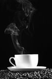 Coffee aroma Stock Photo