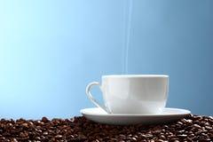Coffee aroma Stock Image