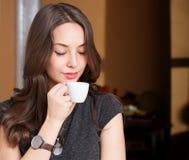 Coffee aroma. Royalty Free Stock Photos