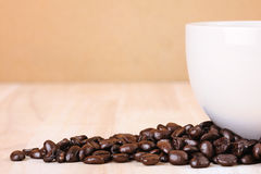Coffee backgorund Royalty Free Stock Photography