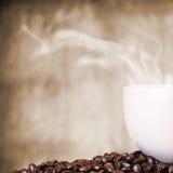 Coffee backgorund Stock Photography