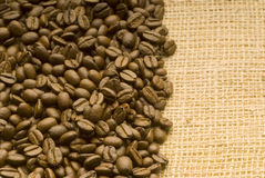 Coffee background. Background coffee fund for use in graphic design and make your text Royalty Free Stock Image