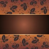 Coffee background. Royalty Free Stock Photo
