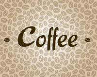 Coffee background 2 Royalty Free Stock Photography