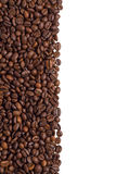 Coffee background. With copy space Royalty Free Stock Images
