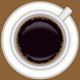 Coffee background 5 Stock Photo