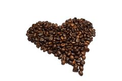 Coffee background coffee beans. Coffee background cheerfulness morning espresso cappuccino mood caffeine coffee beans brown texture deliciously many grains Stock Photo