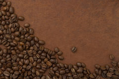 Coffee background brown Royalty Free Stock Photo