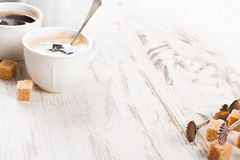 Coffee background Royalty Free Stock Photography