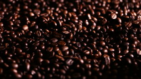 Coffee background stock video footage