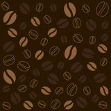 Coffee background texture Royalty Free Stock Photography